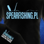 koszulka, wzór SPEARFISHING 001